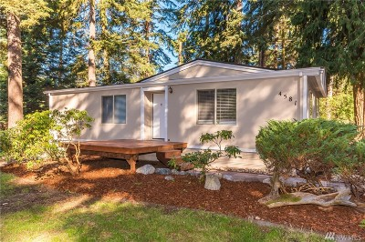 Oak Harbor Single Family Home For Sale: 4581 Siesta Place