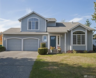 Anacortes WA Single Family Home Sold: $380,000