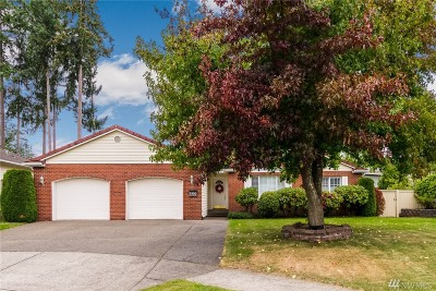 Lacey Single Family Home For Sale: 9300 Eld Ct NE