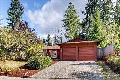 Bellevue Single Family Home For Sale: 1906 145th Ave SE