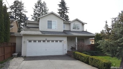 Everett Condo/Townhouse For Sale: 132 116th Place SE #B