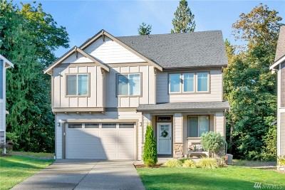 Puyallup Single Family Home For Sale: 1332 37th St Pl SE