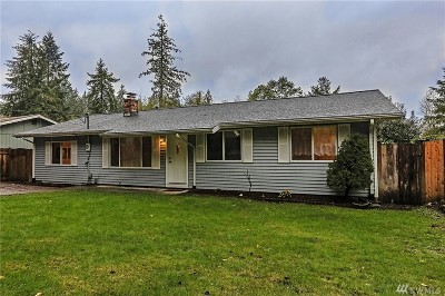 Gig Harbor Single Family Home For Sale: 14228 Meadowlark Dr