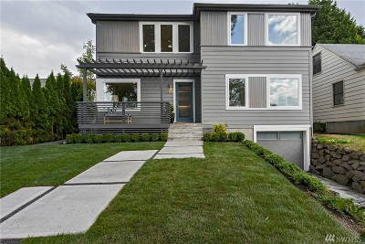 Single Family Home For Sale: 5142 45th Ave NE