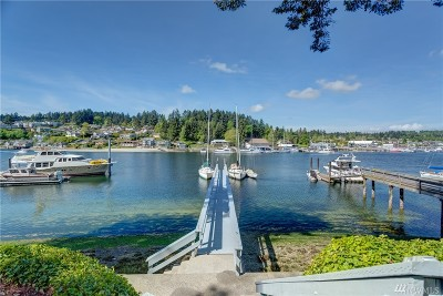 Gig Harbor Single Family Home For Sale: 7804 Goodman Dr NW
