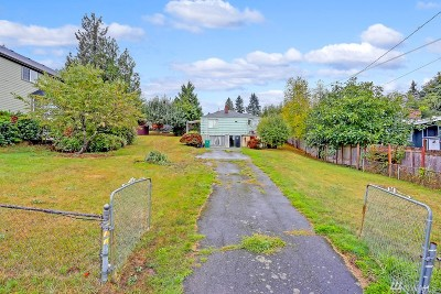 Seattle Single Family Home For Sale: 5347 S Ruggles St