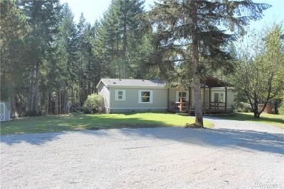 Shelton Single Family Home Pending: 321 E Sunny Woods Dr W