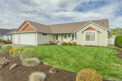 Chehalis Single Family Home For Sale: 174 Birdie Lane