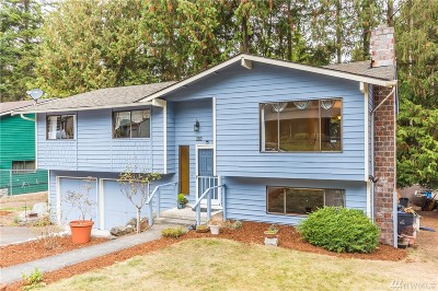 Oak Harbor WA Single Family Home Pending Inspection: $289,000