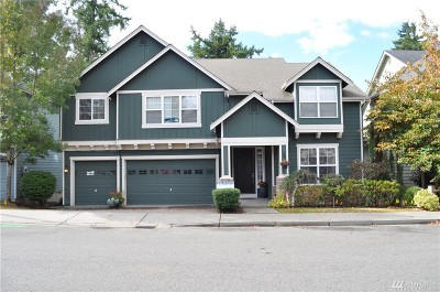 Renton Single Family Home For Sale: 17127 164th Wy SE