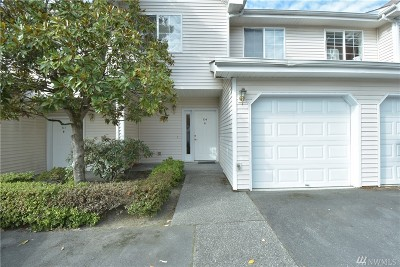 Lynnwood Condo/Townhouse For Sale: 3111 156th St SW #C4