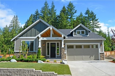 Gig Harbor Single Family Home For Sale: 7147 Teal Lp
