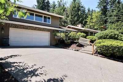 Bellevue Single Family Home For Sale: 17007 SE 12th Place
