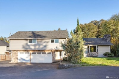 Puyallup Single Family Home For Sale: 14121 122nd Ave E