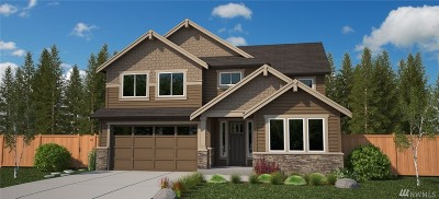 Gig Harbor Single Family Home For Sale: 4387 Brant Ct #Lot48