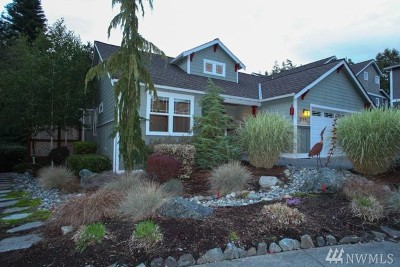 Anacortes Single Family Home Contingent: 2704 Fir Crest Blvd