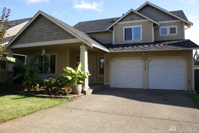 Lacey Single Family Home For Sale: 7245 Radius Lp SE