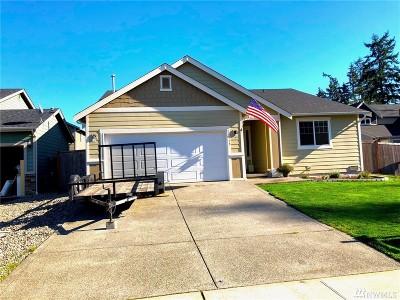 Spanaway Single Family Home For Sale: 19517 26th Av Ct E