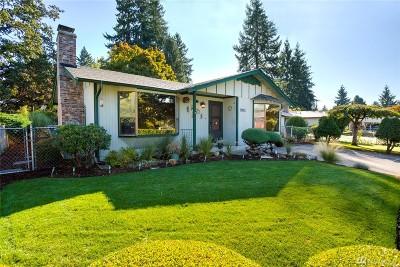 Spanaway Single Family Home For Sale: 16905 5th Av Ct E