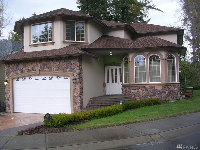 Bellingham Single Family Home For Sale: 3595 Skylark Loop