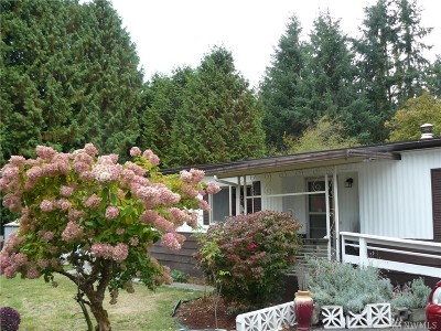 Bothell Single Family Home For Sale: 20514 31 Dr SE