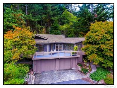 La Conner Single Family Home For Sale: 887 Shoshone Dr