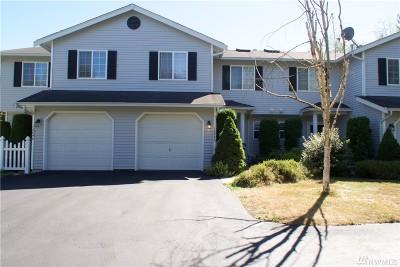 Monroe Condo/Townhouse For Sale: 16846 167th Ave SE