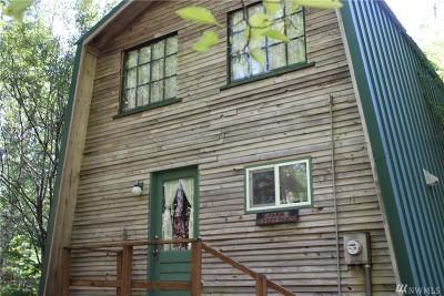 Hoodsport Single Family Home For Sale: 651 N Duckabush W
