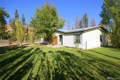 Twisp Single Family Home For Sale: 97 Poorman Creek Rd