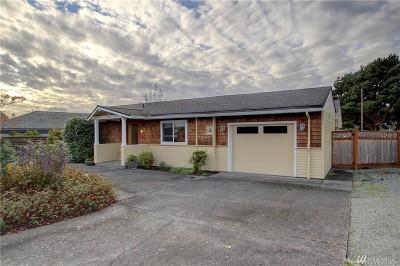 La Conner Single Family Home For Sale: 133 Lummi Dr