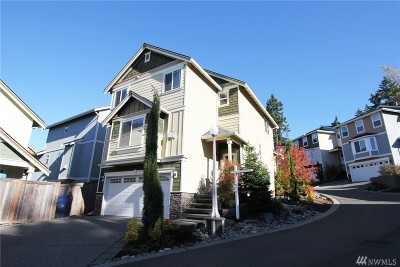 Single Family Home Sold: 16414 43rd Place W