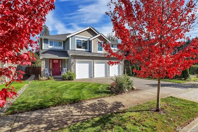 Bothell Single Family Home For Sale: 19105 Waxen Rd