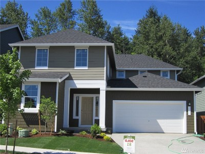 Auburn Single Family Home For Sale: 32349 49th (Lot 140) Ave S