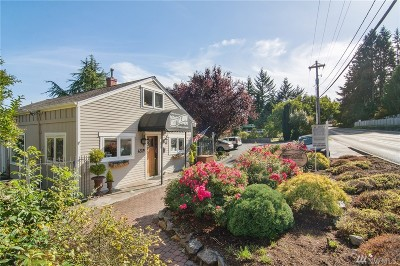 Gig Harbor Single Family Home For Sale: 6319 Soundview Dr