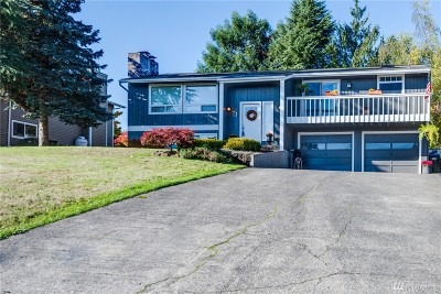 Chehalis Single Family Home For Sale: 111 Polaris Place