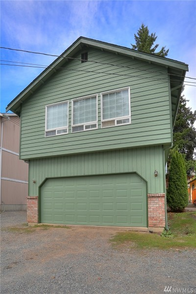Snohomish Single Family Home For Sale: 825 Lincoln Ave