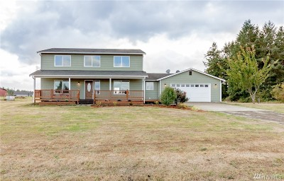 Chehalis Single Family Home For Sale: 132 Holly View Lane