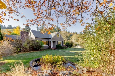 Gig Harbor Single Family Home For Sale: 10522 Crescent Valley Dr NW