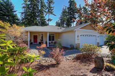 Gig Harbor Single Family Home For Sale: 11917 10th Av Ct NW