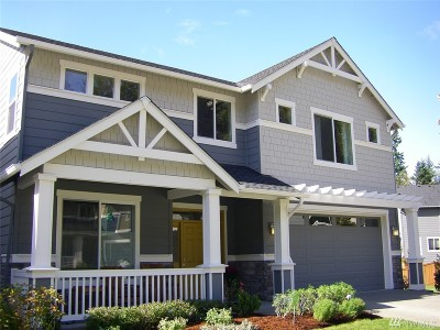 Gig Harbor Single Family Home For Sale: 10258 Sentinel Loop