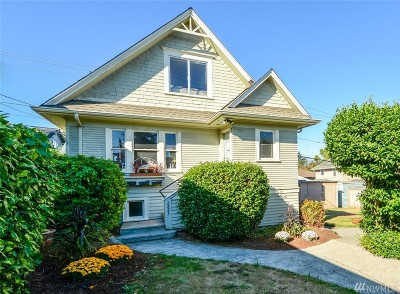 Multi Family Home For Sale: 2223 3rd Ave W