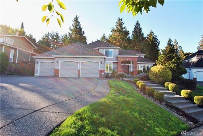 Puyallup Single Family Home For Sale: 1802 Crystal Lane Lp SE