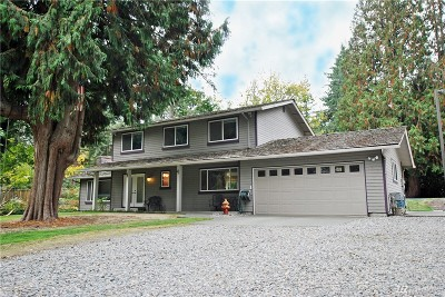 Lake Tapps WA Single Family Home For Sale: $459,950