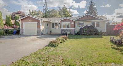 Everett Single Family Home For Sale: 816 90 St SW