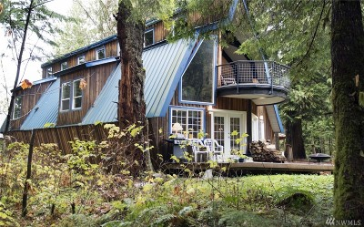 Glacier Single Family Home Sold: 15024 Iceberg Rd