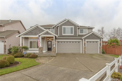 Puyallup Single Family Home For Sale: 1104 24th St NW