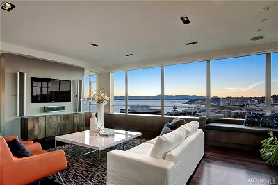 Seattle Condo/Townhouse For Sale: 2929 1st Ave #PH2
