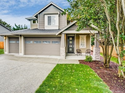 Tukwila Single Family Home For Sale: 12516 50th Place S