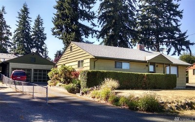 Everett Multi Family Home For Sale: 5414 Fleming St