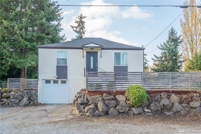 Seattle Single Family Home For Sale: 10453 8th Ave SW